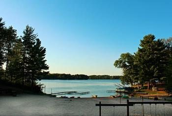The Lake at Baker's Sunset Bay Resort