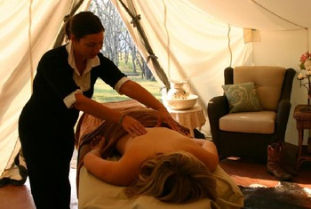 Massages at Siwash Lake Ranch