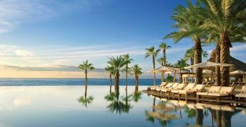 Infinity Pool at Hilton Los Cabos Resort
