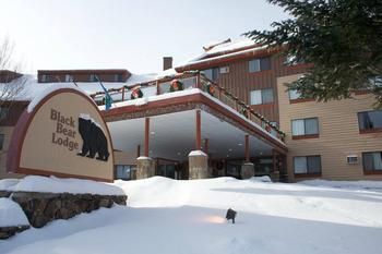 Black Bear Lodge at Waterville Valley Resort.