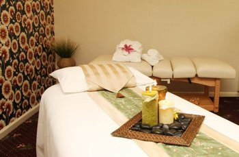 Spa Massage at Honor's Haven Resort & Spa