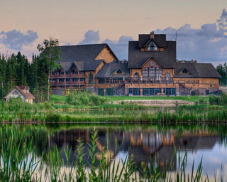 Exterior View of Elk Ridge Resort