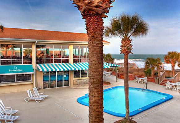 Oceanfront Litchfield Inn Myrtle Beach Sc Usa