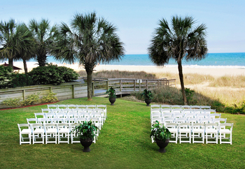 Wedding at The Breakers Resort.