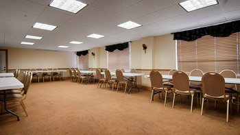 Meeting room at Fountain Beach Resort.