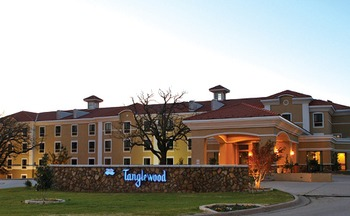 Exterior View of Tanglewood Resort