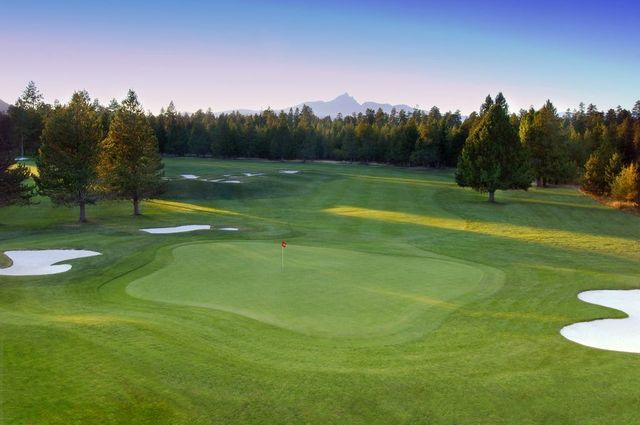 Golf course at Black Butte Ranch.