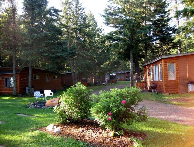 Birch lake bar resort harshaw wi resort reviews for Fishing cabins in wisconsin