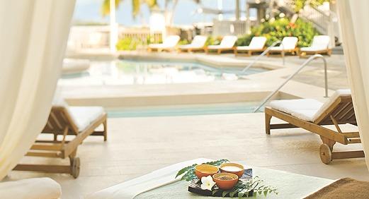 Outdoor pool at Hyatt Key West Resort & Marina.