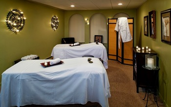 Spa services at Cove Haven Entertainment Resorts.
