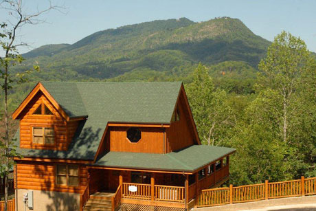 Cabin With Mountain View at Eden Crest Vacation Rentals