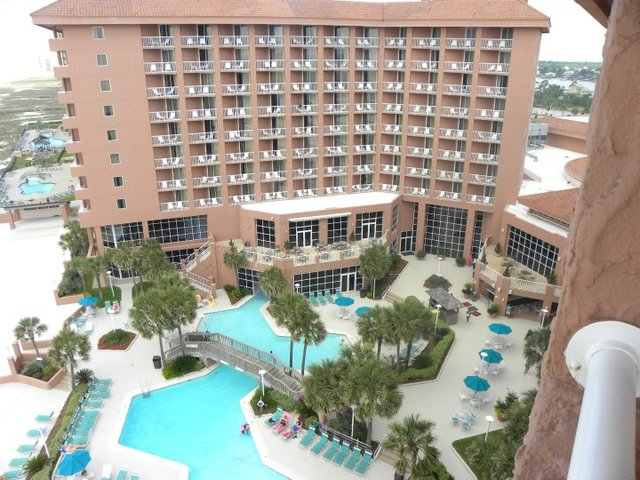 Perdido Beach Resort (Orange Beach, AL)