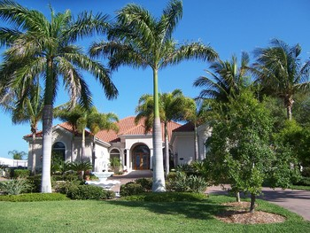 Rental exterior at Beachside Resorts Realty.
