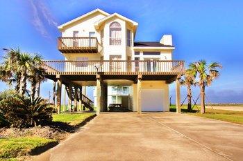 Vacation rental exterior at Ryson Vacation Rentals.