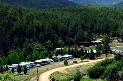 Sierra Bonita Cabins Amp Rv Park Angel Fire Nm Resort