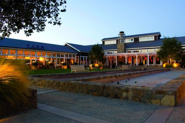 The carneros inn napa ca resort reviews for Carneros inn napa valley