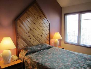 Guest Room at the Northslope II at Shawnee Mountain