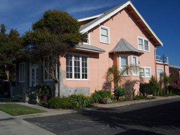 Rental exterior at Coastal Vacation Rentals.