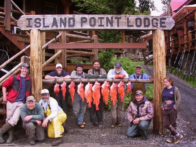 Island point lodge petersburg ak resort reviews for Sand point lodge