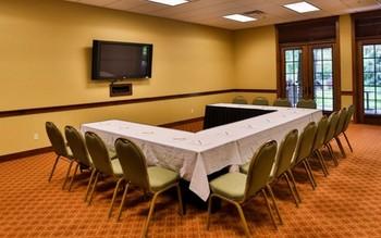 Meetings at Grand View Lodge.