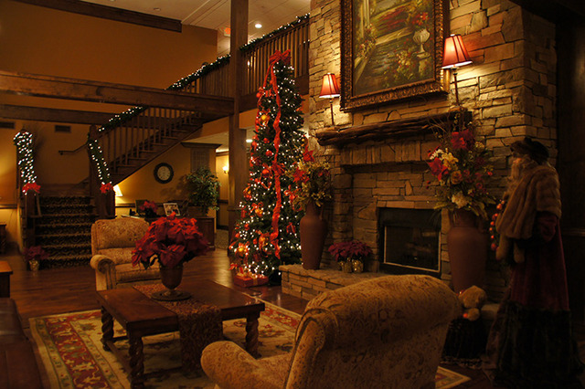 Holidays at Mountain Lodge & Conference.