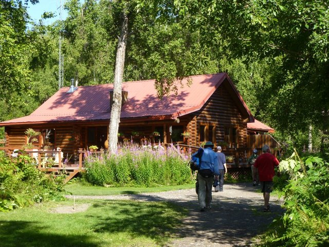 Wilderness place lodge anchorage ak resort reviews for Best fishing lodges in alaska