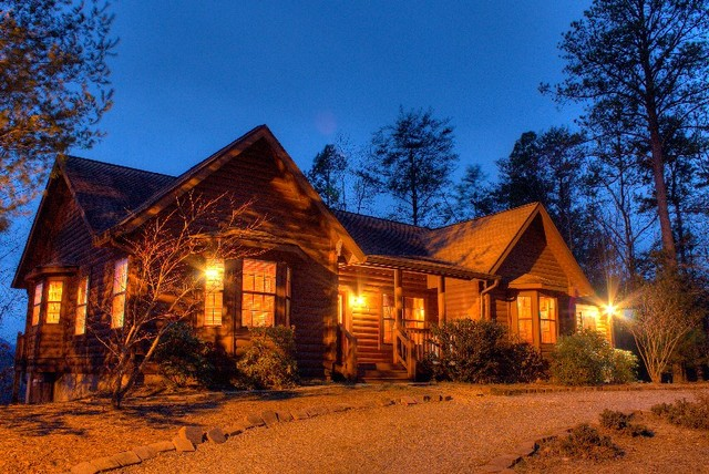 Top georgia mountain cabin rentals for Large cabin rentals north georgia