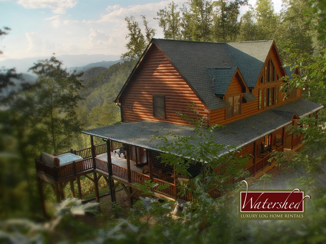 watershed cabins bryson city nc resort reviews