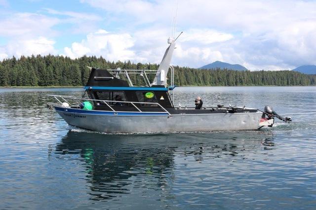 Favorite bay lodge angoon ak resort reviews for Alaska fishing lodges all inclusive