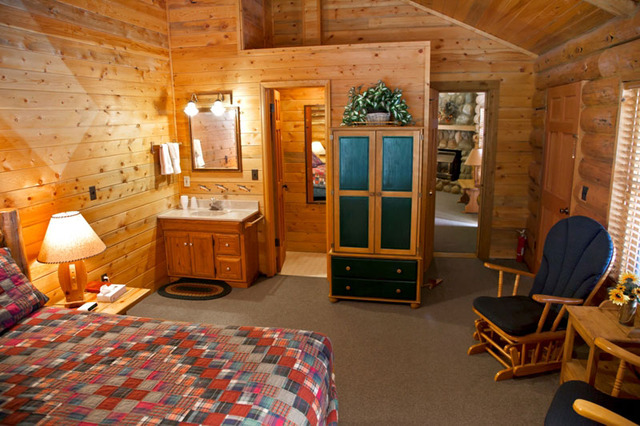 Lodge Guest Room at Aspen Canyon Ranch