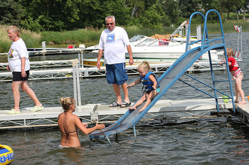 Water Activities at Lakecrest Resort