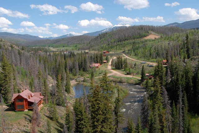 Scenic View at Aspen Canyon Ranch