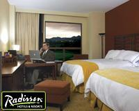 Suite landscape at Radisson Fort McDowell Resort