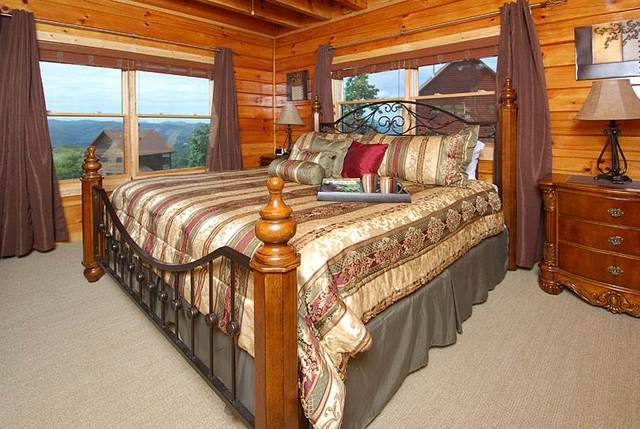 Timber Tops Luxury Cabin Rentals Pigeon Forge Tn