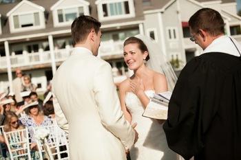 Wedding at The Nonantum Resort.