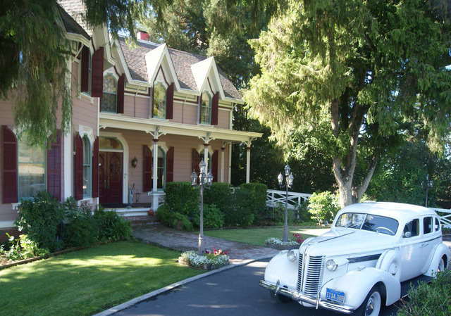 The Gables Wine Country Inn Santa Rosa Ca Resort