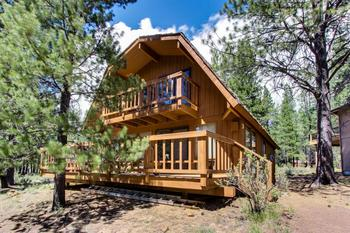Vacation rental exterior at Vacasa Rentals Sunriver.