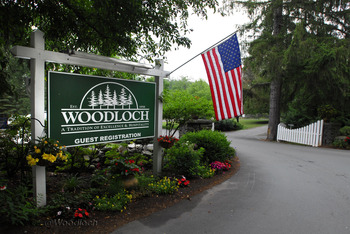 Welcome to the Woodloch Resort.