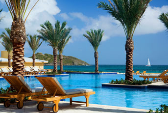 Outdoor Pool at The Westin Dawn Beach Resort