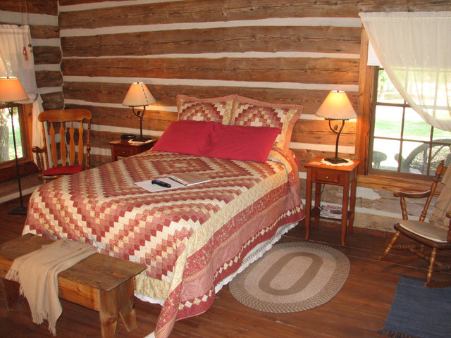Granbury Log Cabins Granbury Tx Resort Reviews