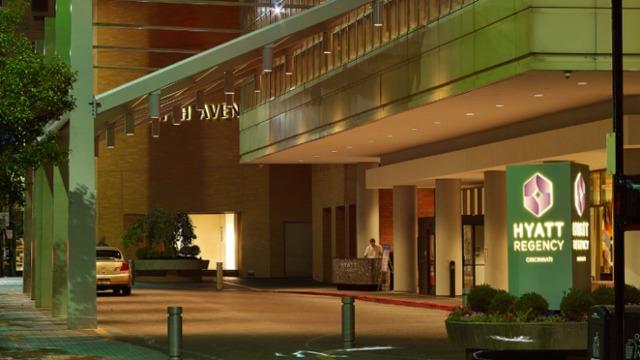 Hyatt Regency Cincinnati Cincinnati Ky Resort Reviews