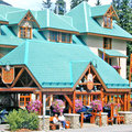Exterior View of Banff Caribou Lodge