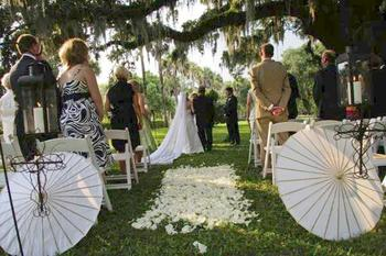 Wedding at Jekyll Island Club Hotel