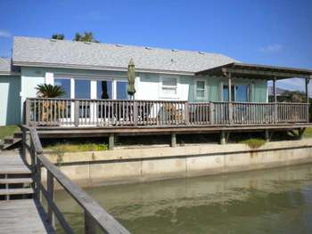 Vacation rental at Copano Vacation Rental Management.