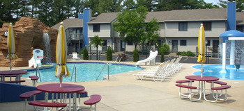 Outdoor Pool at the Caribbean Club Resort