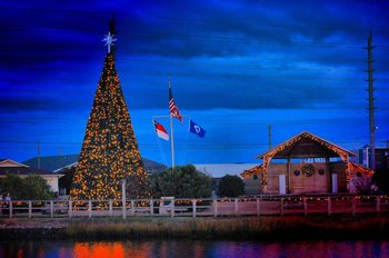 Christmas at Island Real Estate. Inc.