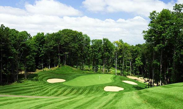 Golf Course at Hawk's Eye Golf Resort