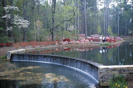 Azalea Bowl at Callaway Gardens