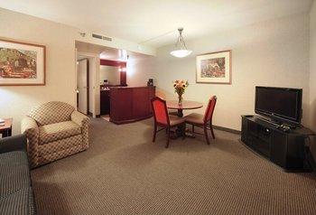 Guest suite at Chaparral Suites Scottsdale.
