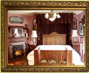 Guest suite at Crystal Dreams B & B At Wynne.
